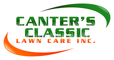 Canter's Classic Lawn Care Logo
